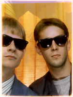 JTHZ as the Blues Brothers, 1990